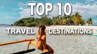 World's TOP 10 Incredible Travel Destinations