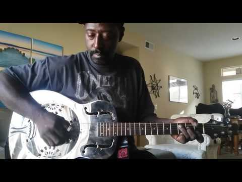 Piedmont Blues Exercise in Key of C