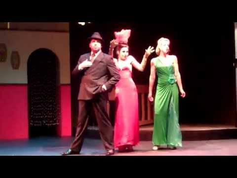 MusicalFare Theatre presents ADRIFT IN MACAO