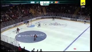 Hockeyallsvenskan 2012/13 Omgång 09: Leksand IF - Djurgårdens IF