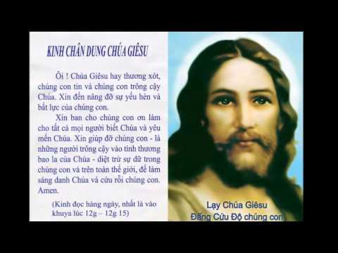 Chan Dung That Cua Chua Giesu