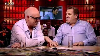René van der Gijp dolt getergde Johan Boskamp