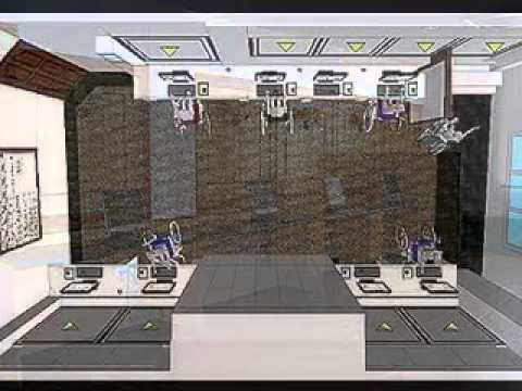 Ideas For Internet Cyber Cafe Interior Design Youtube