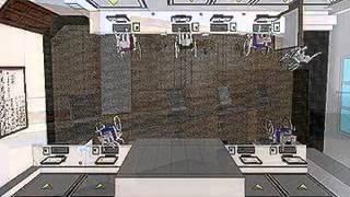 Ideas For Internet Cyber Cafe Interior Design
