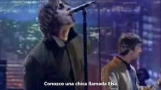 Oasis - Supersonic (Subtitulado)