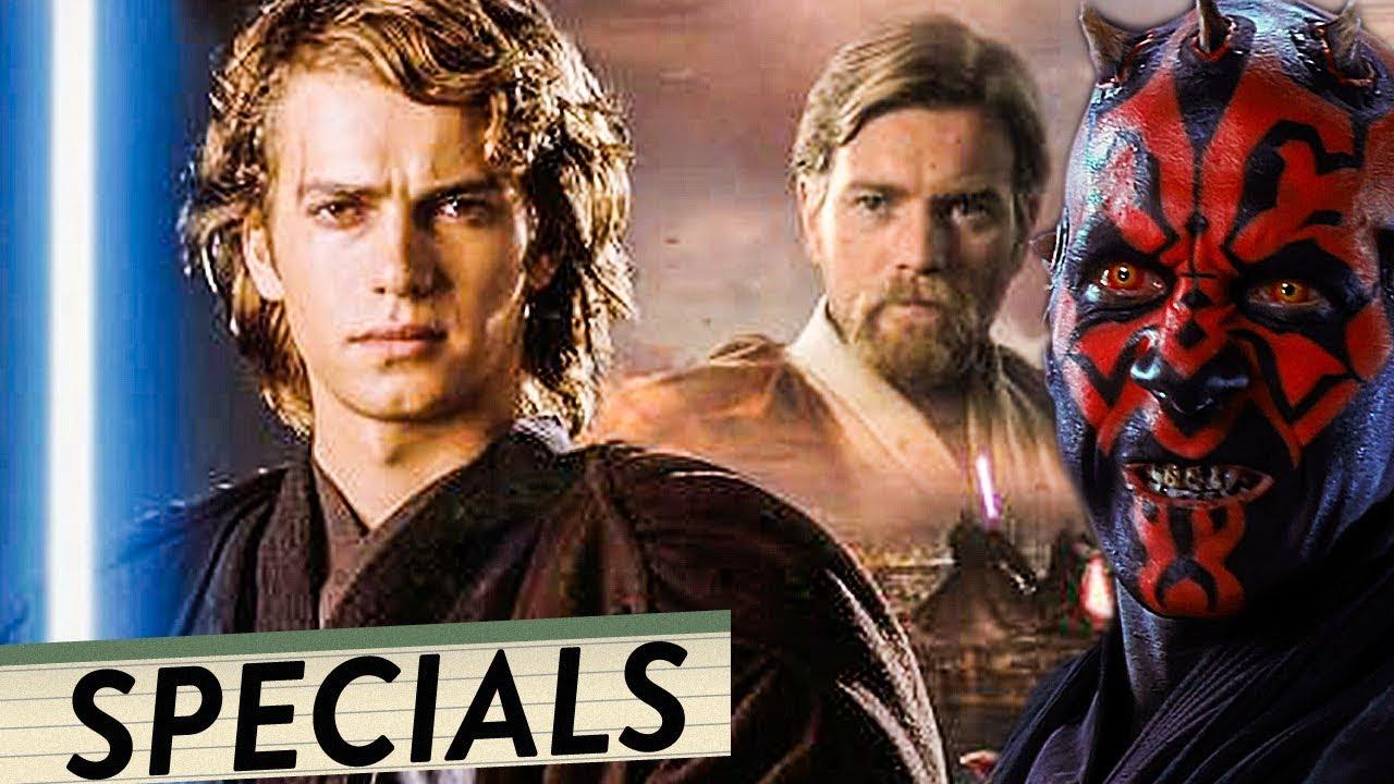 Star Wars Episodes 1 3