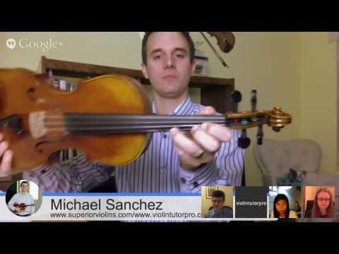 Learn how to read Violin Key Signature D Major - Spotlight Saturday!