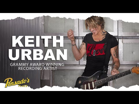 Grammy Award Winning Recording Artist, Keith Urban — Pensado's Place #479