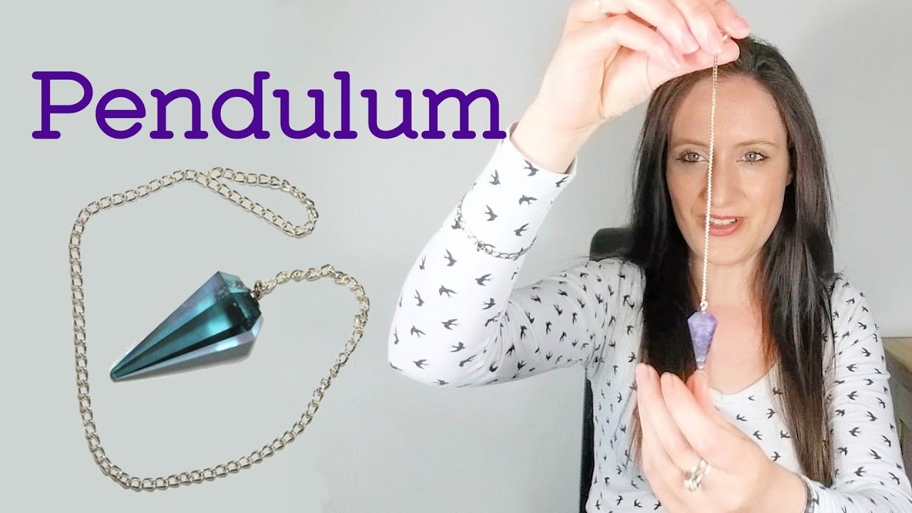 How To Use The PENDULUM  How & Why It Works!