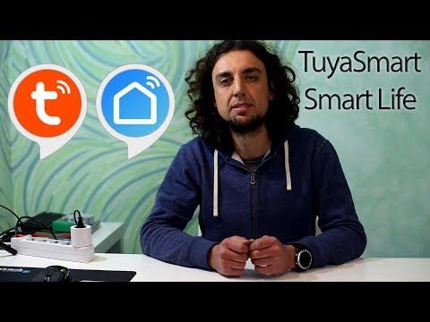 TuyaSmart E Smart Life - Cambio Impostazioni Di Rete - Cambio Router