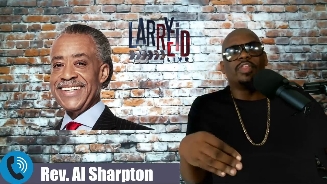 Rev al sharpton asshole