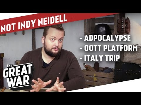 Adpocalypse Update - Out Of The Trenches Platform - Italy Trip I THE GREAT WAR