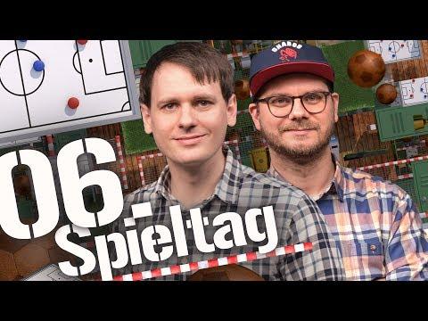 6. Spieltag der Fußball-Bundesliga in der Analyse | Saison 2017/2018 Bohndesliga