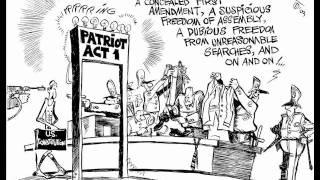 Origins of Patriot Act