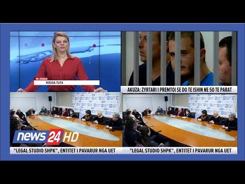 29 Shkurt, 2020 Edicioni I Lajmeve Ne News24 (Ora 08.30)