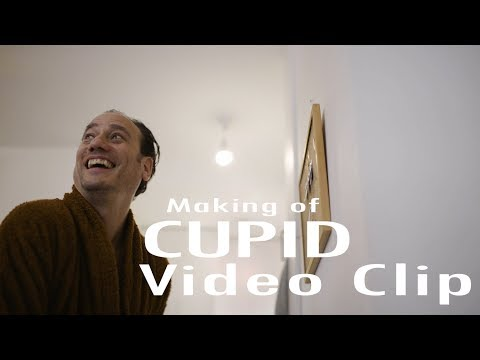 City of Twins - Making of Cupid Video Clip