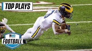50 Of Michigan's Top Rushing Plays Of The 2020 Season   Big Ten Football