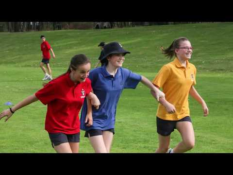 Peter Carnley Anglican Community School Senior School Cross Country Carnival, 2018.