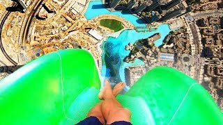 Top 10 Most Insane Waterslides In The World