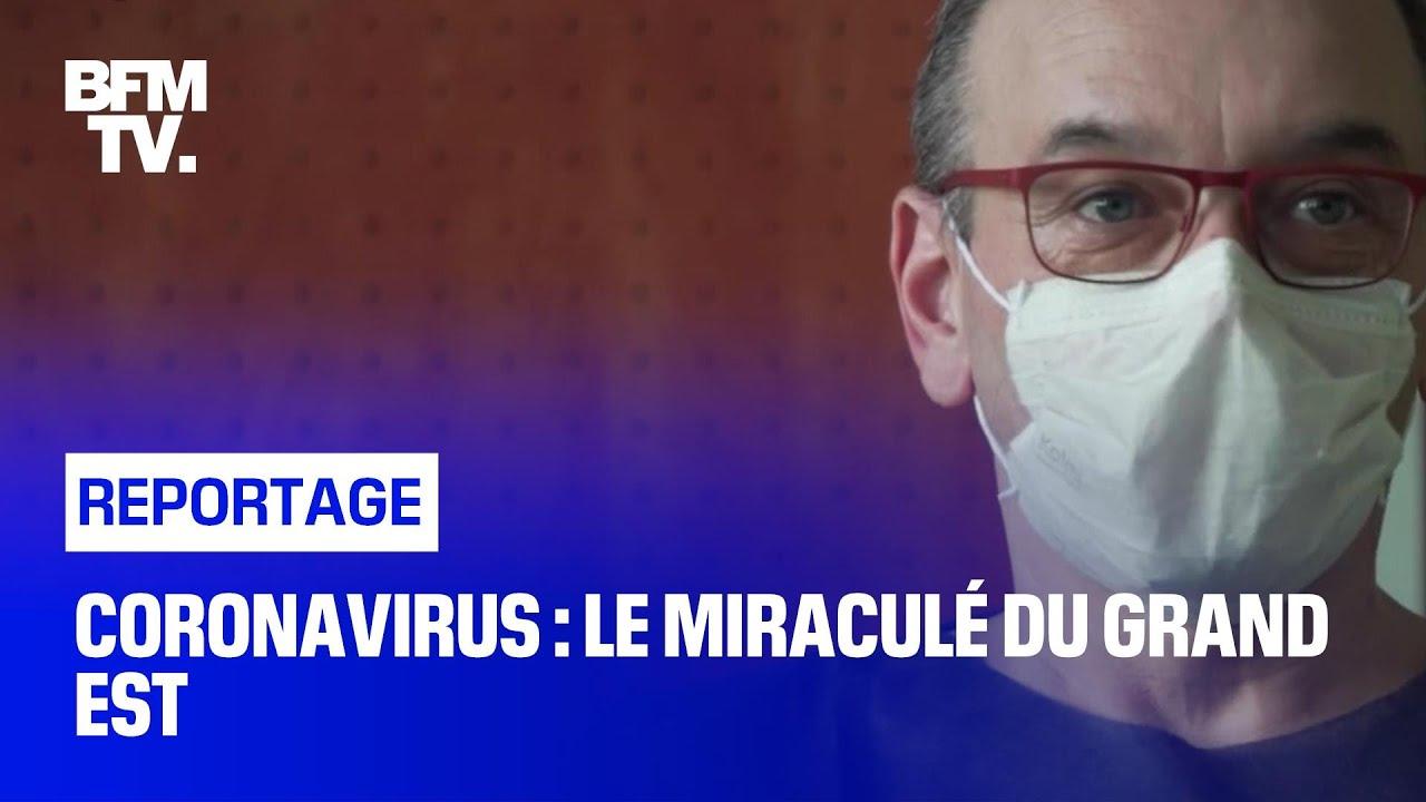 Coronavirus : le miraculé du Grand Est