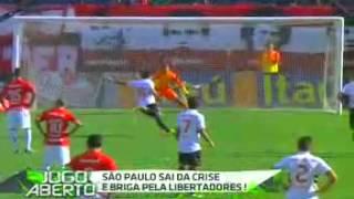 DEBATE   São paulo sai da crise e briga pela libertadores   Jogo Aberto 29102013