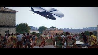 ArmA 3 - Zombies & Demons: Aegis I - Extraction
