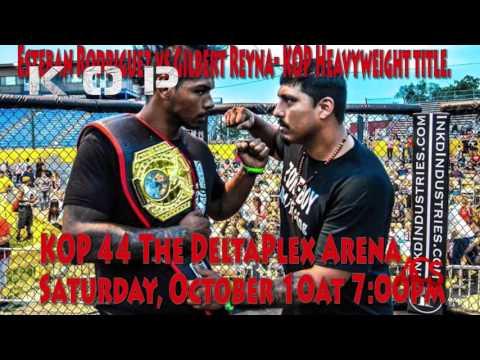 Knockout Promotions 43 Battle on the Boat 2 Skylar Shuart vs trey Tetro
