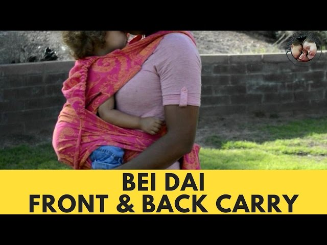 Bei Dai Front and Back Carries