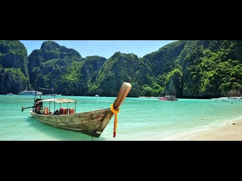 Phuket Thailand December 2015 Phi Phi Island James Bond Island Tiger Kingdom
