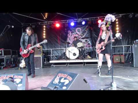 Pete Ross & the Sapphire @ Binic Folks Blues festival