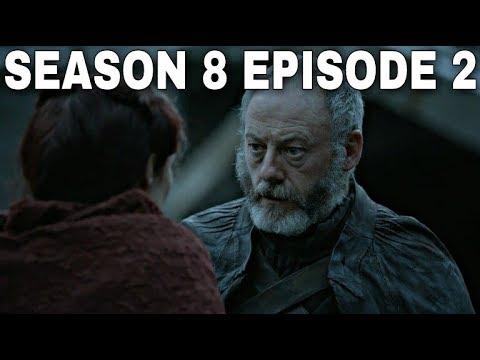Season 8 Episode 2 Plot Leak Breakdown! - Game of Thrones Season 8