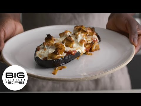 Unfussy Eggplant Parm Recipe on Food52