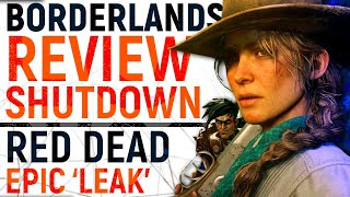 """Valve SHUT DOWN Borderlands 3 Review Bomb, Red Dead 2 PC Release Date & Epic Exclusive """"Leak"""""""