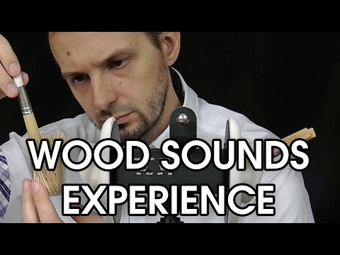 Wood Sounds Experience - For Relaxation, ASMR, Sleep...