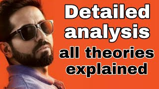 Andhadhun detailed analysis | ending and theories explained | BNFTV
