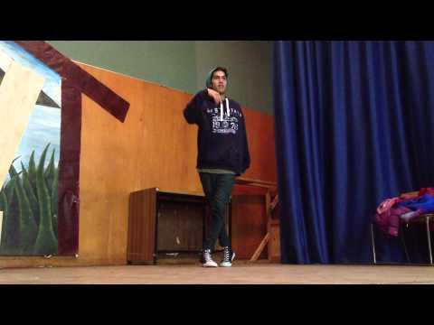 Aniwa Haitana - Bad girl - Practice