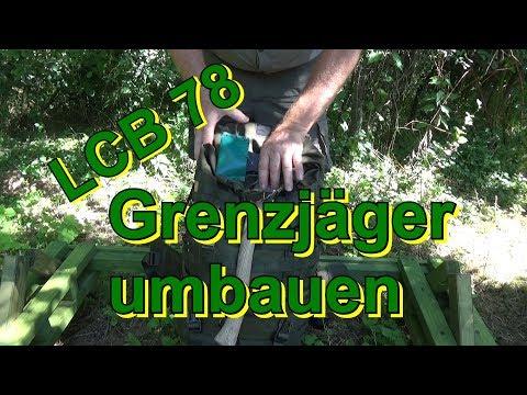 LCB 78 Grenzjäger umbauen