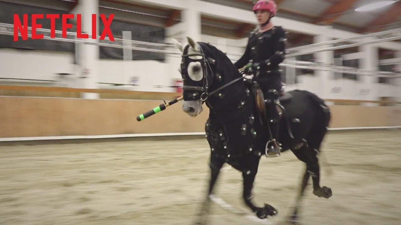 LOVE DEATH + ROBOTS | Live Horse Motion Capture | Netflix