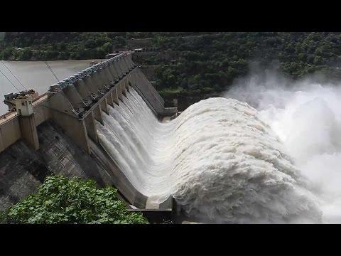 SUPER DAM Water Release (Baraj Su Boşaltımı)