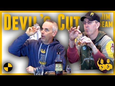 #422 Jim Beam Devils Cut Bourbon and Golden Crescent Rocks Glasses Giveaway