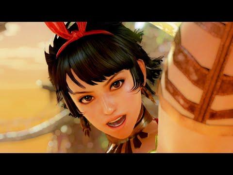 Tekken 7 S2 new Josie combos