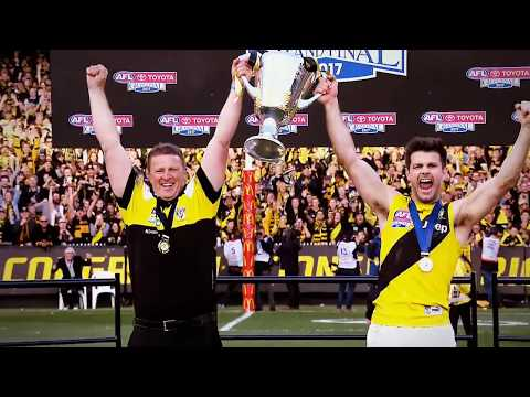 Richmond - Don't Believe In Never - AFL 2018