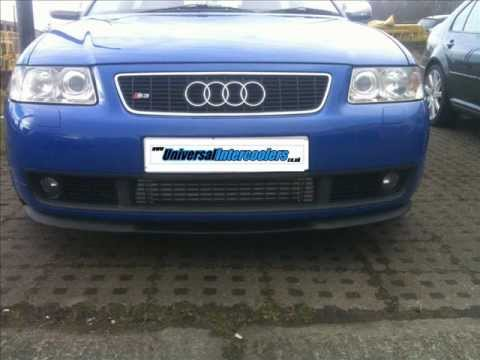 Audi S3 Intercooler Kit - FMIC