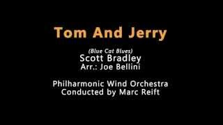 Marc Reift - Tom And Jerry (Scott Bradley, Arr.: Joe Bellini)