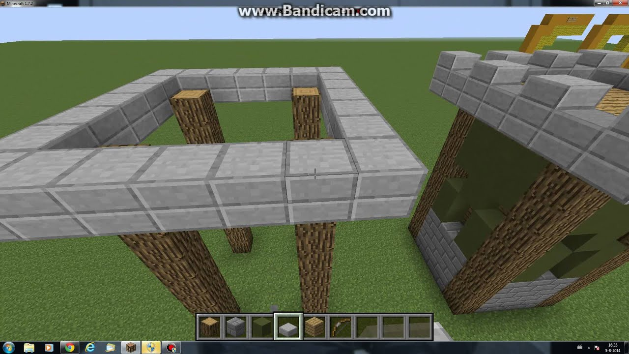 Superb Minecraft How To Make A Clash Of Clans Archer Tower Lvl 6