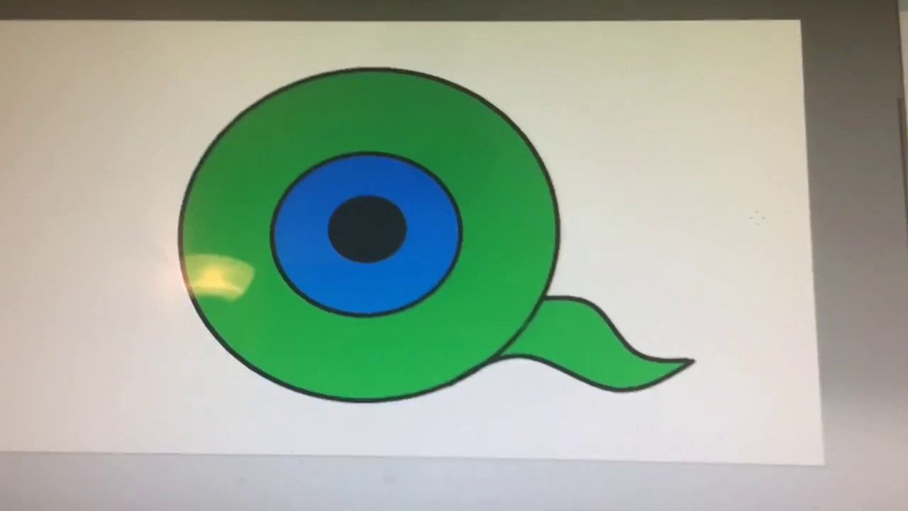 How To Draw The Jacksepticeye Logo On Paint 3d Youtube
