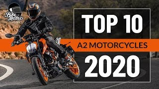 Top 10 A2 Licence Motorcycles 2020!