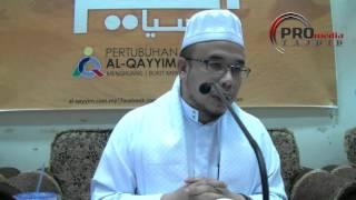 17-10-2015 SS. PROF. MADYA DR. MAZA: Nikmat Ahli Syurga perolehi