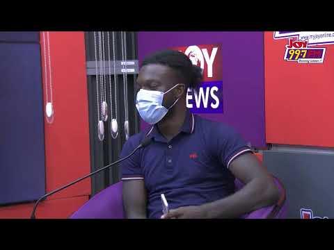 Joy Geek Squad is live with Kobby Spiky Nkrumah on Joy 99.7 FM.  (14-9-2021)