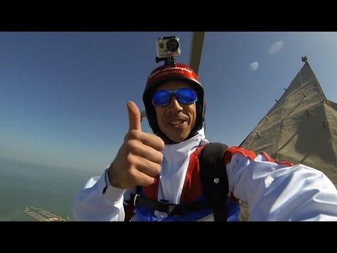 Al Hamra Tower BASE Jump | Kuwait | BASE Dreams 2 Bonus
